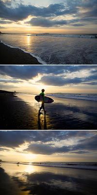 2019/09/22(SUN) 朝一はいい感じの波がありました。 - SURF RESEARCH