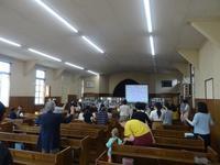 2019年9月22日CS月間礼拝レポート(No.3) - 日本ナザレン教団 尾山台教会