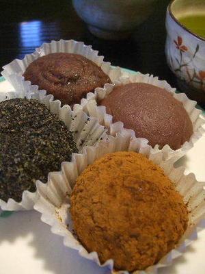 豊洲 茂助のおはぎ - K's Sweet Kitchen