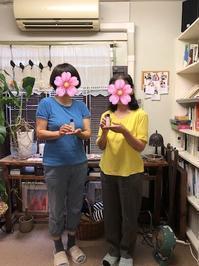 アロマハンドセラピストの土曜日のクラス - 千葉の香りの教室&香りの図書室 マロウズハウス
