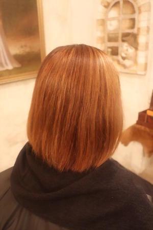 髪色チェンジ! - HAIR DRESS  Fa-go    武蔵浦和 美容室 ブログ