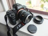 smcPENTAX-A  50mm f2をフルサイズで使ってみた - お山な日々・・・時々町