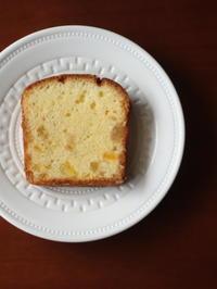 オレンジ・パウンドケーキ - Baking Daily@TM5