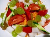 サラダにブドウ - Bのページ