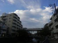 秋分の夕刻 - 神奈川徒歩々旅