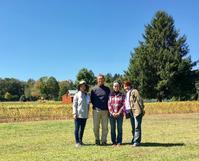 今年も「サンボウ・ファーム」の農場体験に行ってきました〜 - 玄米菜食 in ニュージャージー