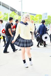 ぽぷり さん[Popuri] @petit_popuri 2019/09/15 TOKYO GAME SHOW 2019 一般公開2日目 - ~MPzero~ [コスプレイベント画像]Nikon D5 & Z6