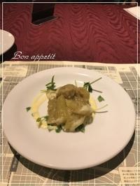 『ロビンソン北浜』でパスタランチ@大阪/北浜 - Bon appetit!
