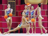 ●世界新体操2019(。・ω・。) - くう ねる おどる。 〜OLダンサー奮闘記〜