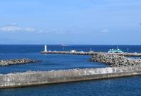 台風15号後の伊豆大島へ。 - ハッピー・トラベルデイズ