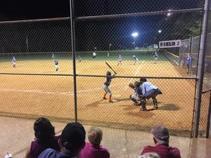 Softball game - カントリーなアメリカから
