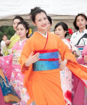 きもの & ゆかたショー(3)(Tokyo江戸ウィーク2019 秋祭り) - Documentary