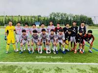 【U-15 高円宮杯】準決勝で敗れるSeptember 23, 2019 - DUOPARK FC Supporters