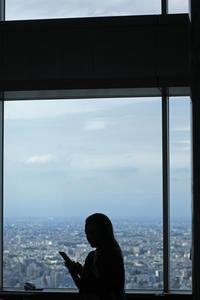 都庁展望台が外国人だらけ - 設計事務所 arkilab