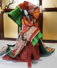 源氏物語(10/5より~長沼隆代先生~Japanesque Doll~作品展) - 京・千本、朱雀 の 空・間 [紅椿 それいゆ]   ~ 創造する人 と 想像する人 のために ~