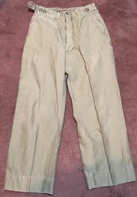 アメリカ仕入れ情報#4040s〜U.S ARMY M-43 Field Pants - ショウザンビル mecca BLOG!!