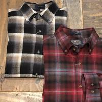 """NEW"" PENDLETON Cotton flannel オンブレ!!!!! - Clothing&Antiques Fun"