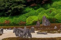 サツキ咲く重森三玲の庭(光明院・芬陀院) - 花景色-K.W.C. PhotoBlog