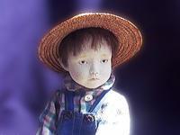人形個展、作品紹介その4 - 杉本創作人形&ペペにゃん