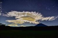 吊るし雲が面白い - 風とこだま