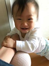 1歳から1歳半・寝返りからハイハイ - 毎日徒然良い加減