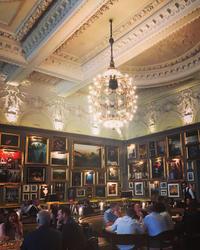 イギリス料理 BERNERS TAVERN - Lovely! in London