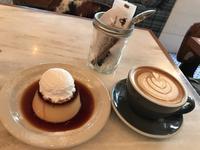 モーニング プリン @ GOOD TOWN BAKEHOUSE(代々木上原) - よく飲むオバチャン☆本日のメニュー