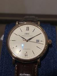 IWC ポートフィノ オートマティック - 熊本 時計の大橋 オフィシャルブログ