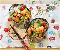 エビフライ弁当と今夜のおうちごはん♪ - ☆Happy time☆