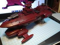 0925 - Hyper weapon models 模型とメカとクリーチャーと……