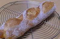 バゲットとこん棒 - ~あこパン日記~さあパンを焼きましょう