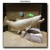 彫り終わった!! - 十勝 Trout Carving Gallery II