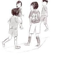 台風熱波 - たなかきょおこ-旅する絵描きの絵日記/Kyoko Tanaka Illustrated Diary