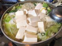 9月4日、鍋底に埋もれたけどハゲとサツマイモの鍋、青梗菜とモヤシ炒め - 今夜のおかず