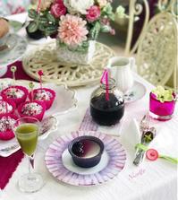 今月のnicotto手作りおやつイロイロ - nico☆nicoな暮らし~絵付けと花とおやつ