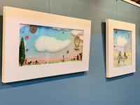 「綿引明浩」と平和な世界 - 絵のある生活ページワン
