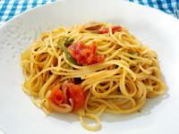 トマトのスパゲティ★夏終わた - 月夜飛行船