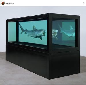 歴史的なオークション ダミアン・ハーストの「僕の頭の中で永遠に美しく」」 - 魅惑のアートワールド入門  ─御主人様は現代アート─