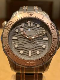 オメガ シーマスターダイバー300M 稀少モデル - 熊本 時計の大橋 オフィシャルブログ