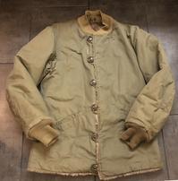 アメリカ仕入れ情報#47 M-1943 40's US.ARMY  ライナーアルパカパイルジャケット - ショウザンビル mecca BLOG!!