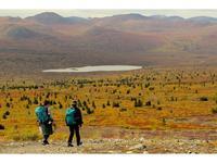 ホワイトホース屈指のツンドラ紅葉フィッシュレイクで女子二人旅 - ヤムナスカ Blog