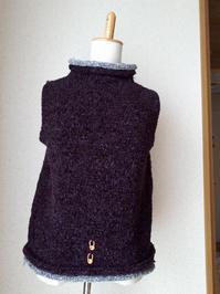 10月のニットカフェのお知らせ - ふくすけのコネコネ 編み編み てくてく日記