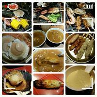 【生中継】お昼ごはんは海鮮バーベキュー??? - コグマの気持ち