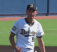 鈴木優投手、リーグ最終戦に登板 - サマースノーはすごいよ!!