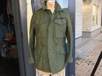 60's U.S.Army M-51 field jacket - BUTTON UP clothing