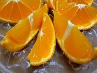 ☆オレンジのカットの仕方☆ - ガジャのねーさんの  空をみあげて☆ Hazle cucu ☆