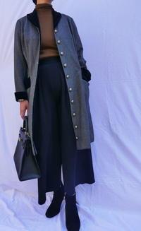 Hermes Dress coat - carboots