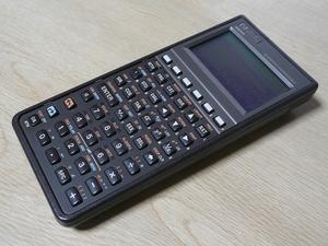 HP48SX グラフ電卓 挑戦(No4) - 電子工作やってみたよ