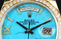 テイスティングロレックスブランドの新しい週ログタイプ36時計 - スーパーコピーブランド通販サイトpapa2018.com