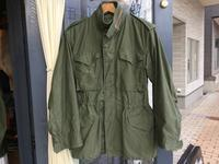 70's U.S.Army M-65 field jacket - BUTTON UP clothing